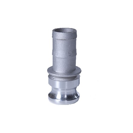 351900-351911 and groove couplings, type E, plug with hose end